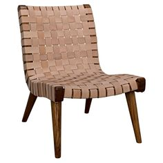 Cohen Chair, Teak and Leather Item ID: GCHA294TQty Available: 33Available in 2-6 Weeks: 0Availability is subject to change until order is confirmed.Dimensions (in): 21.5W X 30D X 31HWeight (lbs): 24Material: Teak and LeatherFabric: Naked Leather