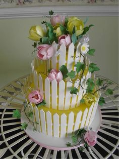 Pinterest Farm Gardens | Pin Fondant Covered Cake With cake picture to pinterest.