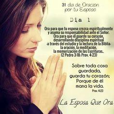 Oracion por esposo