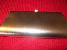 Vintage Gold Clutch Bag, Gold Party Purse, Formal Bag, Gold Evening Bag, Prom Bag by vintagecitypast on Etsy