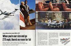 Cessna 310q Photos 2 Page Color (1970)