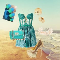 """""""Ocean"""" by jacolacook on Polyvore"""