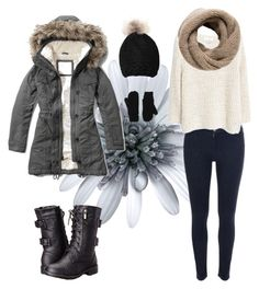 Designer Clothes, Shoes & Bags for Women Winter Looks, Monki, Abercrombie Fitch, Polyvore Fashion, Shoe Bag, Boots, Stuff To Buy, Shopping, Collection