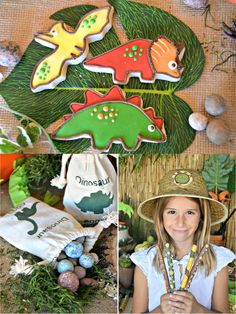 PARTY BLOG by BirdsParty|Printables|Parties|DIYCrafts|Recipes|Ideas: An AMAZING Dinosaur Adventure Birthday Party!