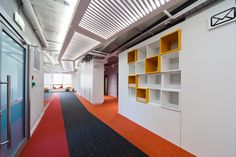 Alfa Bank office by IND Architects, Moscow – Russia » Retail Design Blog