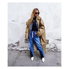 Pin for Later: The 37 Commandments of Dressing Like a New Yorker Try the Oversize Look On For Size
