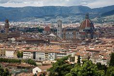 Firenze / Florença, Itália