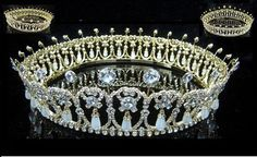 Cambridge Lover's Knot tiara – CrownDesigners