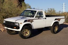 Bid for the chance to own a 1983 Toyota Pickup at auction with Bring a Trailer, the home of the best vintage and classic cars online. Toyota Pickup 4x4, Toyota Trucks, Toyota Cars, Toyota Hilux, Toyota Tacoma, Pickup Trucks, Dually Trucks, Rc Trucks, Custom Lifted Trucks