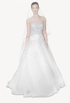 25 Of 2015's Best Wedding Dresses to Fulfill The Fantasies of Every Bride-To-Be | Bustle
