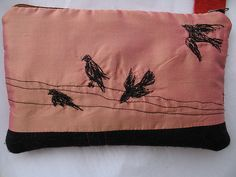 Birds on a Wire Girlie Purse, 2007 | Flickr - Photo Sharing!
