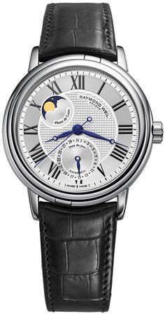 2839-STC-00659  NEW RAYMOND WEIL MAESTRO MOONPHASE