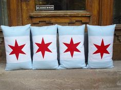These pillows are awesome, if kinda expensive. $28/each