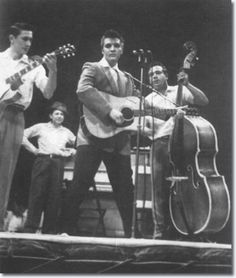 Big D Jamboree - Dallas, Texas-June 18, 1955