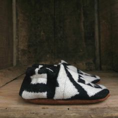 SCOUT Moccasins - Midnight