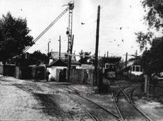 Старое трамвайное депо. Винница