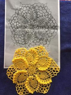 You are in the right place about crochet clothes Here we offer you the most beautiful pictures about Crochet Flower Patterns, Crochet Mandala, Crochet Motif, Crochet Designs, Crochet Doilies, Crochet Flowers, Crochet Lace, Crochet Stitches, Knitting Patterns