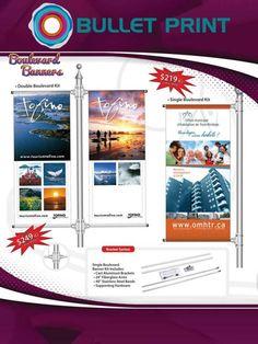 Boulevard Banners  #Promotions #Promociones #Miami #USA #Venezuela #2013