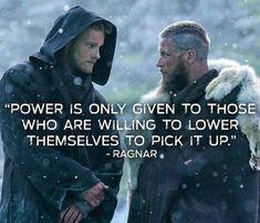 Bjorn and Ragnar Lothbrok Vikings Show, Vikings Tv Series, Vikings Season, Ivar Vikings, Norse Vikings, Ragnar Quotes, Ragnar Lothbrok Vikings, Ragnar Lothbrok Quotes, Lagertha