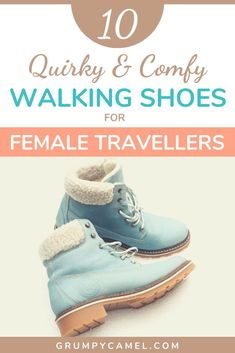 Check out these quirky and comfy walking shoes for female travellers including ankle boots sandals flats and sneakers. Packing Tips For Travel, Travel Essentials, Packing Lists, Europe Packing, Traveling Europe, Backpacking Europe, Travel Advice, Best Travel Gadgets, Travel Hacks
