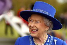 Noblesse et Royautés:  Queen Elizabeth, May 1, 2015