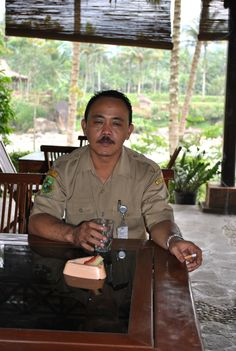 Beristirahat di Serayu Adventure Park Banjarnegara