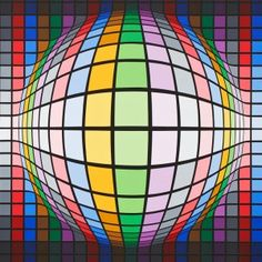 Victor Vasarely                                                                                                                                                                                 More