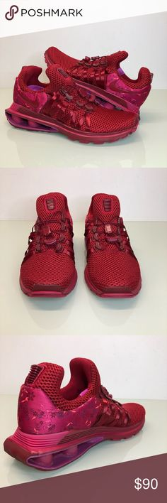 official photos 29cf6 aef54 Womens Nike Show Gravity Wild Cherry AQ8554-606 RED CRUSH RED CRUSH-WILD