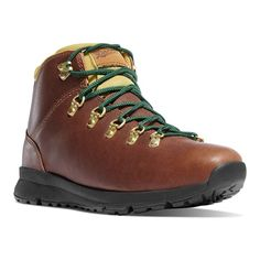 Story A true mountain sneaker, built to last and built for adventure Danner's Mountain 503 is a true mountain sneaker – versatile enough for light hiking and everyday casual use. The upper design is inspired by our legendary Mountain Light hiking boot, matched with a lightweight, rubber outsole and a classic tread pattern. This premium waterproof boot will help keep your feet dry and warm on your next adventure. Features Premium full-grain leather and suede upper Danner® Dry waterproof li...