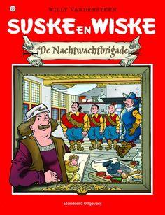 Suske en Wiske. » 292 – De Nachtwachtbrigade