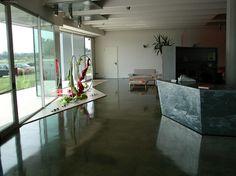 Künstlerischer Boden Hotel Autoleveling epoxy resin floors for stores