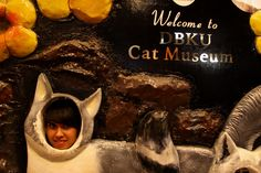 The Cat Museum is located on the Ground Floor of the Kuching North City Hall Headquarters Building at the Bukit Siol, Jalan Semariang, Petra Jaya, Kuching, Sarawak.It is owned by the Kuching North City Hall (DBKU). There are 2000 exhibits, artifacts, statues about cats from all over the world. According to Malaysian and Chinese beliefs, the cat is a lucky animal.