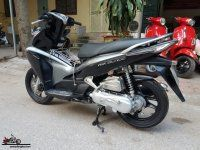 Cần bán xe Honda Air blade Fi 2012 màu đen xám.Đặng Hoà địa chỉ tin cậy.