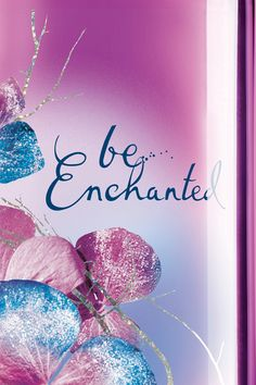 Aren't you enchanted by our GORGEOUS new look #BeEnchanted