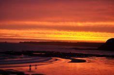 Sunset   Smiths Beach, Phillip Island
