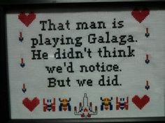 avengers xstitch of one of my favourite moments from the movie.