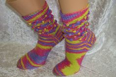 Ravelry: Edelsteine pattern by Ramona Schellenberger; socks, knitting, pattern, stricken, Socken, Anleitung; What a lovely pattern