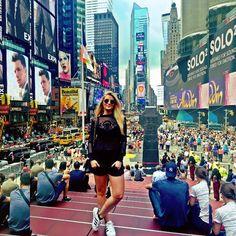 Hello NYC !  #AlineGots #AGemNY #thanksGod