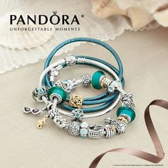 You would adore all of the new beach charms Pandora debuted for the summer!