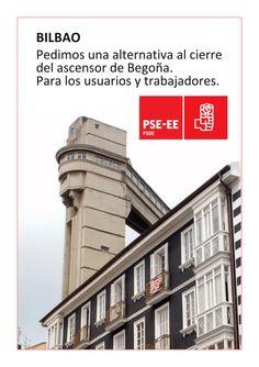 #Bilbao #ascensor #Begoña
