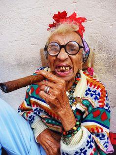 cigar lady - Google Search