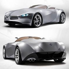 BMW-GINA-Concept-car 2008 Design Chris Bangle