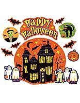 Happy Halloween Bulletin Board