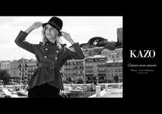 Winter on the doorsteps, time to renew your closet. KAZO Winter Collection in stores now!