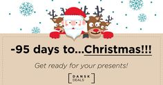 Ignore the #Spring weather and get ready for your #Christmas #shopping! :D