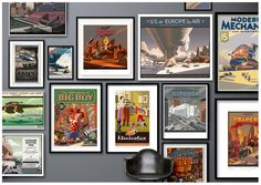 The wall © Laurent Durieux Laurent Durieux, Bug Boy, Illustration Art, Vintage Illustrations, Gallery Wall, Invitations, Frame, Google Search, Home Decor