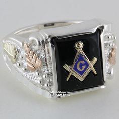 Master Masons Ring
