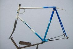 Diamant Histor Sigma Rennrad Rahmen 63cm, Columbus SL, Cinelli, steel bike frame