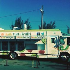 """@tuttifruttija's photo: """"New Kingston, are you ready?!? Look out for our TF truck January 21-23!! #tuttifruttija #froyo #newkingston #TFtruck #onthego"""""""