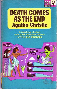 Death Comes as The End by Agatha Christie by ConstantCollectors